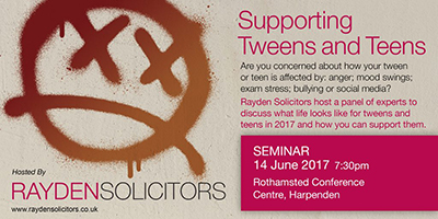 tweens and teens rayden solicitors st albans city of expertise