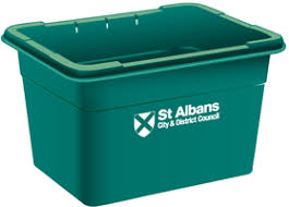 Recycling in St Albans City of Expertise